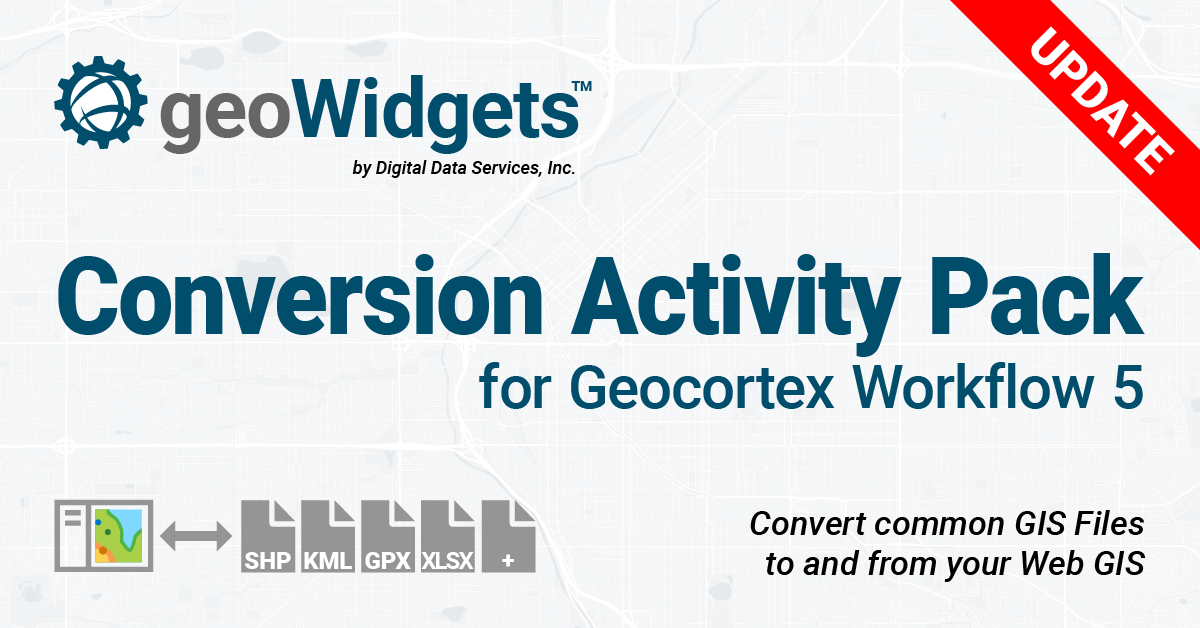 9 New Activities Available in geoWidgets Conversion Activity Pack