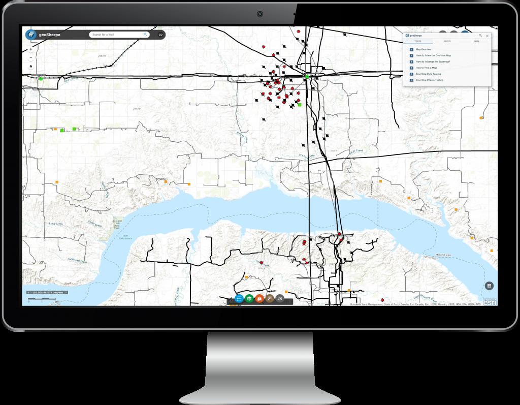 Web AppBuilder Web GIS